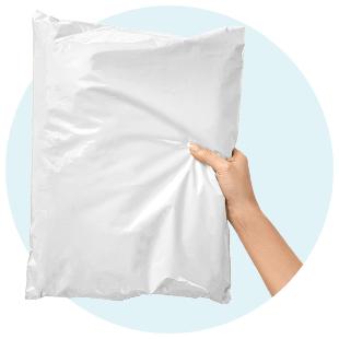 ซองไปรษณีย์พลาสติกเกรดคุณภาพดี