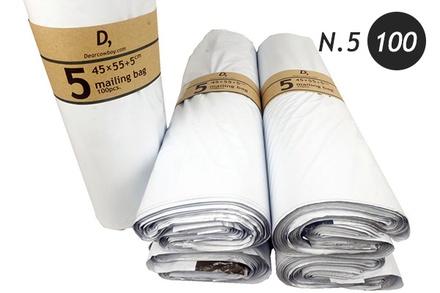 บทความ ซองไปรษณีย์พลาสติก (45x60cm) เบอร์ 5 (แนะนำสินค้า)