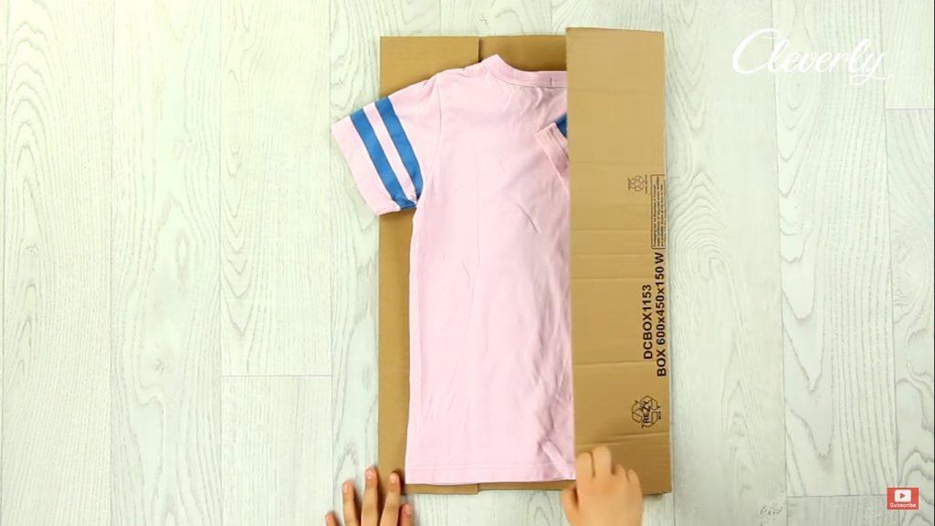 บทความ อุปกรณ์ช่วยพับเสื้อผ้า ทำง่ายๆ ได้ที่บ้าน !!!